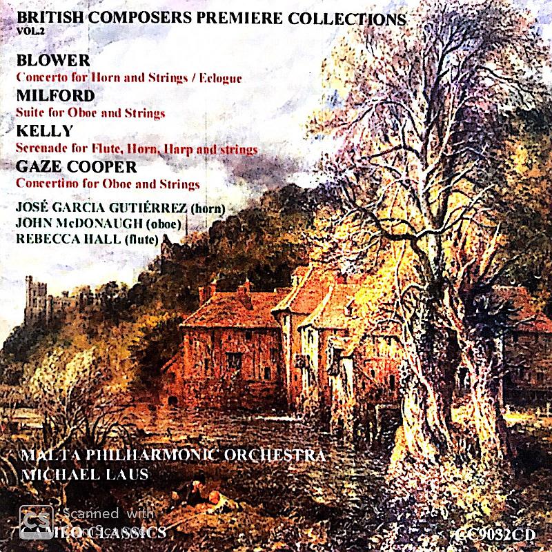 British Composers Premiere